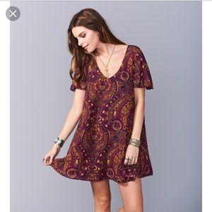 Show Me Your Mumu dress, medium